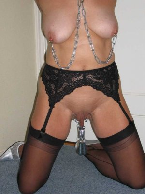 Dafne slave escorts North Tustin, CA